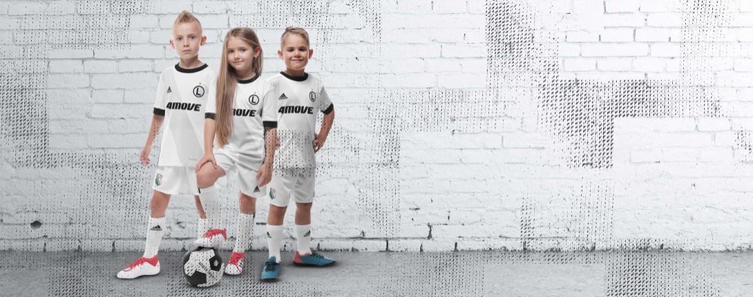 Znalezione obrazy dla zapytania legia soccer schools for move