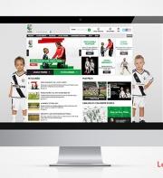 Oto nowa strona legiasoccerschools.pl