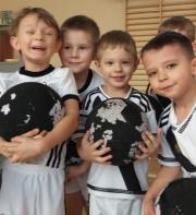 Piłkarskie Przedszkole Siedlce nie próżnuje - trenuje!!