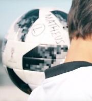 Syn Eduardo w Legia Soccer Schools!