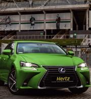 Wynajmij auto z Hertz oraz Legia Soccer Schools!