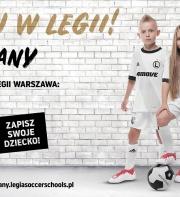 STARTUJEMY! Szkoła Techniki Legii Warszawa w Zaleszanach!