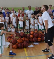 Legia Basket Schools w Ostrowi Mazowieckiej