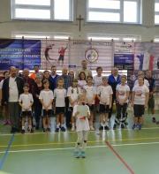 Turniej badmintona na 100 lecie odzyskania niepodległości