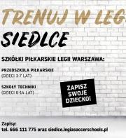 RUSZA LEGIA SOCCER SCHOOLS SIEDLCE!