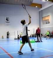 Turniej LEGIA BADMINTON SCHOOLS w Książenicach