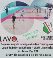 Nowy ośrodek w LAVO.