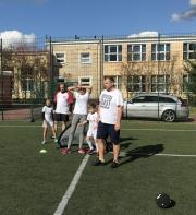 Pierwszy trening z rodzicami w sezonie 2018/2019
