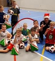 Mikołaj w Szkole Techniki
