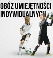 Obozy piłkarskich umiejętności indywidualnych!