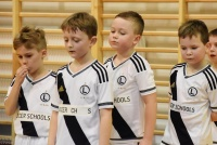 Zajęcia piłkarskie w Szkole Piłkarskiej Legii Warszawa w Płońsku