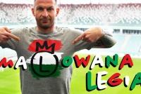Ma(L)owana Legia - konkurs dla najmłodszych