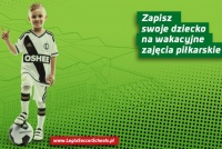 Wakacje z Legia Soccer Schools w Puławach