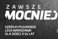 OTWIERAMY SEZON W PRZEDSZKOLU LEGII WARSZAWA!