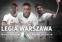 Bilety na mecze z Wisłą i Pogonią dostępne!