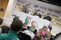 Trenuj w Legia Soccer Schools, spotkaj piłkarzy Legii