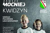 Dzień Dziecka z Legią w Kwidzynie 3 czerwiec 2018 - Zapraszamy wszystkie dzieci
