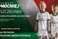 LEGIA SOCCER SCHOOLS W SZCZECINKU!