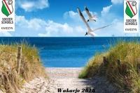 Wszystkim życzymy wspaniałych, wesołych, bezpiecznych wakacji.  Do treningów wracamy po wakacjach 2 września.