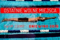 Ostatnie wolne miejsca - obóz pływacki swim camp Gniewino 2019