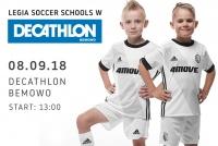 Legia Soccer Schools w Decathlon Bemowo!