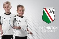 Zapraszamy do Legia Badminton Schools!