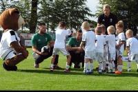 Piłkarskie Przedszkola Legii Warszawa wystartowały w SZCZECINKU! 21 września w inauguracyjnych zajęciach wzięli udział dzieci ze Szczecinka i okolic