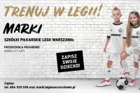 Nowy termin startu Ośrodka Legia Soccer Schools w Markach