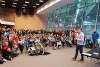Legia Soccer Schools Mińsk Mazowiecki na spotkaniu z piłkarzami Legii Warszawa!