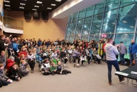 Legia Soccer Schools Siedlce na spotkaniu z piłkarzami Legii Warszawa!