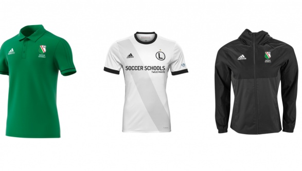 Nowe produkty w Sklepie Legia Soccer Schools