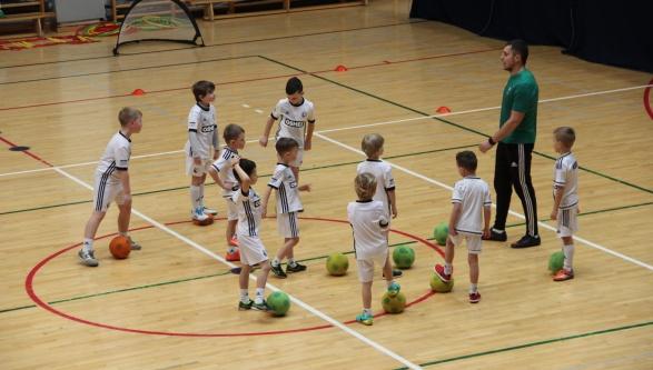 Ustrzyki Dolne - trenujemy razem z Legia Soccer Schools