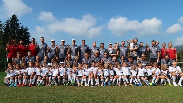 Legia Family Camp - reportaż video