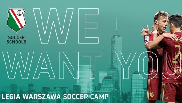 Kolejny obóz Legia Soccer Schools w USA!