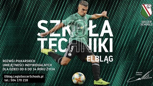 Szkoła Techniki Legii w Elblągu !!!