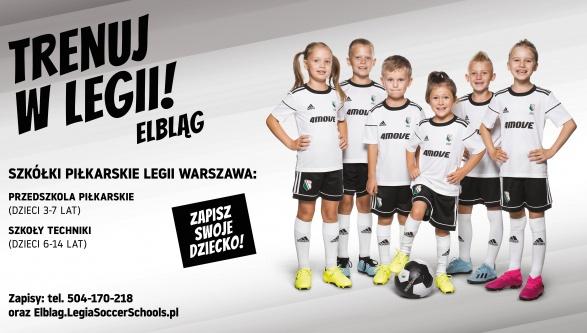 Startuje nowy sezon w Elblągu. Dołączcie do nas.